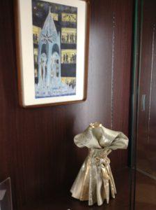 ディズニーコラボ(氷の城とドレス)